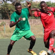 Jijazie face Makongeni in Governor's Cup zonal final