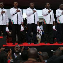 Raila promises to create jobs,eradicate poverty,ensure food security and end corruption