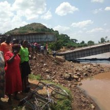 Stern action against the contractor involved in construction of Sigiri Bridge to be taken