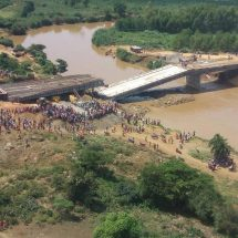 Firm Constructing the Sigiri Bridge Take Responsibility for Collapse
