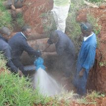 Water firm restores supply after one week of dry taps in Eastlands estates