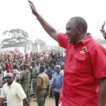 NASA plans to make Kenya a begging nation; Uhuru Kenyatta claims