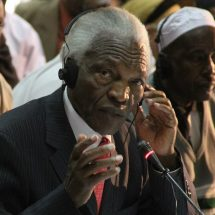 FORMER TJRC boss Ambassador Bethwel Kiplagat, 81 dies at the Nairobi Hospital