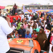 The rejects have no political influence in NASA, Duale