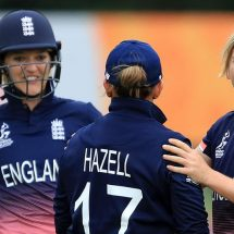 England women cricket team beat India by nine runs in thrilling final at Lord's