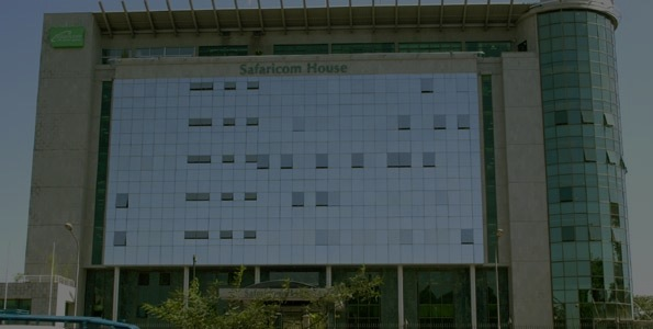 Safaricom offices in Westlands, Nairobi.