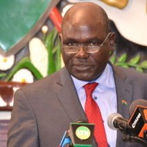 Wafula Chebukati:  Rumors about meetings with NASA at night are baseless and reckless