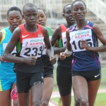 Team Kenya under pressure to deliver at home