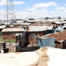 Six-year-old girl dies, dozens left homeless in Mukuru slum fire