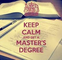 Why Rushing For Masters Degree Is Not Advisable