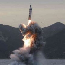 North Korea missile test was an intercontinental ballistic missile (ICBM)
