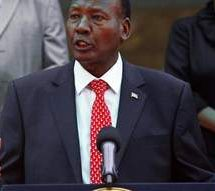 Postmortem shows Nkaissery died of a rare heart attack, medics rule out foul play