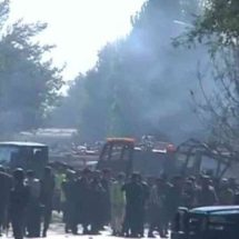 Kabul hit by deadly suicide car bomb