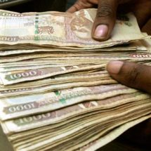 Shilling down to six-month low on high dollar demand