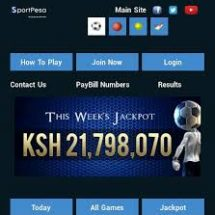 We Are Here To Stay, Sportpesa