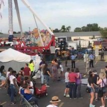 Ohio State Fair ride accident results in death