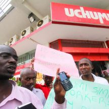 Uchumi staff sign return to work agreement on salaries