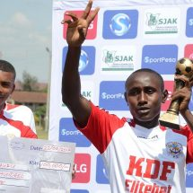 Waruru feted after impressive Premier League show