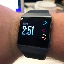 Fitbit Challenges Apple Watch