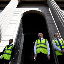Bank of England workers to strike for the first time in 50 years