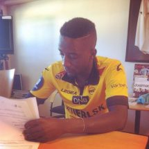 Harambee Stars stopper Arnold Origi switches to Norway, ends Kenyan citizenship