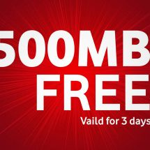 Vodacom apologize for incorrect billing, awards 500mb o affected clients