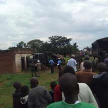 17 GSU officers injured in road accident while patrolling Bungoma