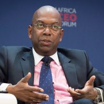 Collymore raises his Safaricom stakes