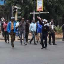 Kenyans urged to resume work after elections leave