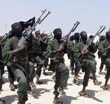 12 cops escape unhurt after al Shabaab attack Lafey police post