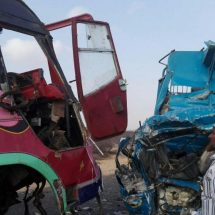 10 dead after head-on collision in Garissa
