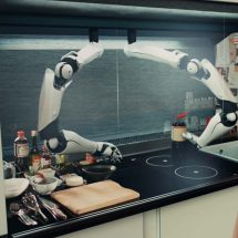 These robotic kitchen may become your personal chef