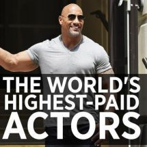 Top 10 Most Paid Actors