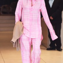 Did Victoria Beckham Just Wear Pajamas in Public?