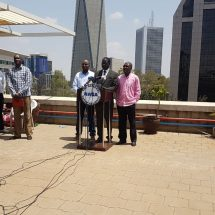 NASA demand for reinstatement of security within 24 hours
