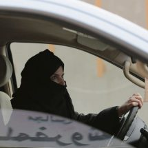 Joy in Saudi Arabia after an order allowing women to drive was issued