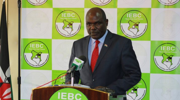 NASA rejects Chebukati's appeal to call off anti-IEBC demos