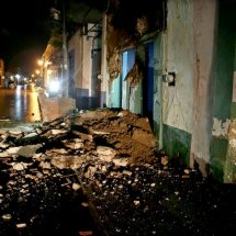 Mexico hit by 8.1 magnitude earthquake