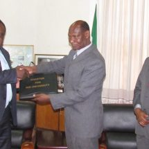 Laban Ayiro, ag. Moi University VC contract extended