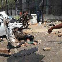 Several road accident reported in South Africa