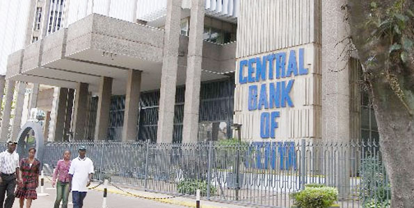 central bank in kenya