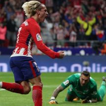 Atletico Madrid Wins Their Opening Match In Their New Stadium