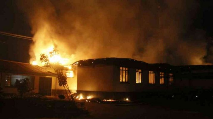 Documents, computers destroyed in Homa Bay county office fire