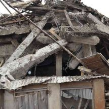 Eight rescued after Kapsabet building collapses