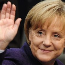 Germany Chancellor Merkel Wins Fourth Term