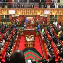 Nasa MPs Refuse To Join House Committees