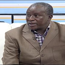 Kalembe Ndile Involved In An Accident