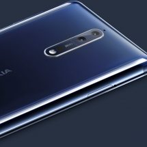 Nokia bounces back with Nokia 8