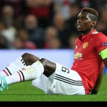 Paul Pogba Could Miss United's Match Against Everton On Sunday