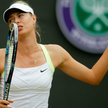 Sharapova Knocked Out Of U.S. Open Fourth Round